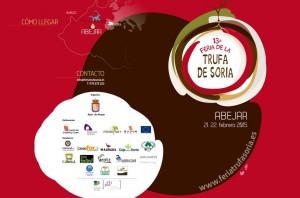 Feria de la Trufa en Abejar. Soria