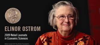Galardonados con el «Elinor Ostrom Award», el Nobel de Defensa de los Comunes