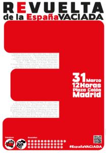 El domingo 31, ¡todos a Madrid!