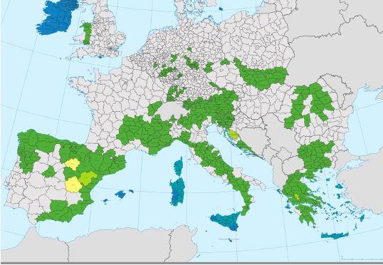 La Comisión Europea lanza una nueva página web centrada en las zonas de montaña