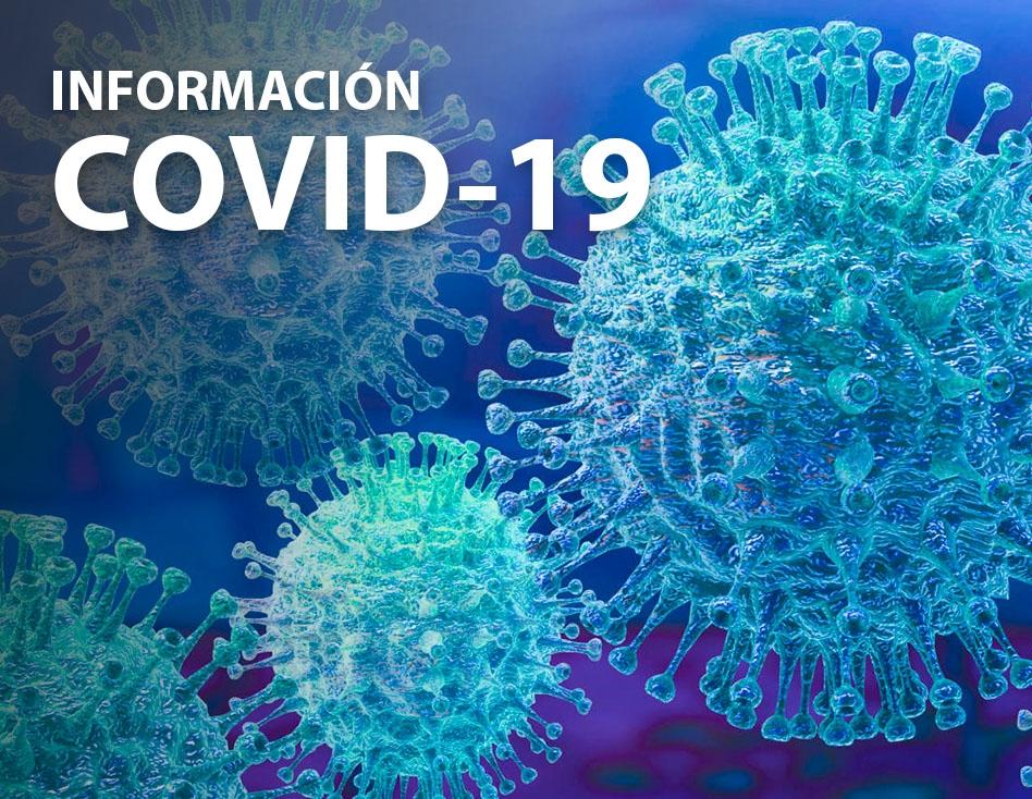 Medidas adoptadas para prevenir la propagación del COVID-19